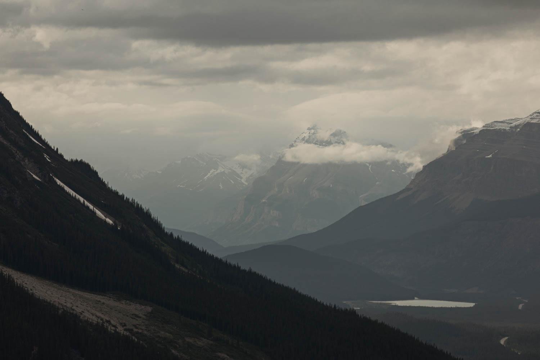 Mountain View Banff
