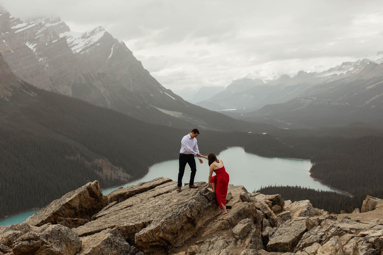 Banff Engagement Photographers--4-1