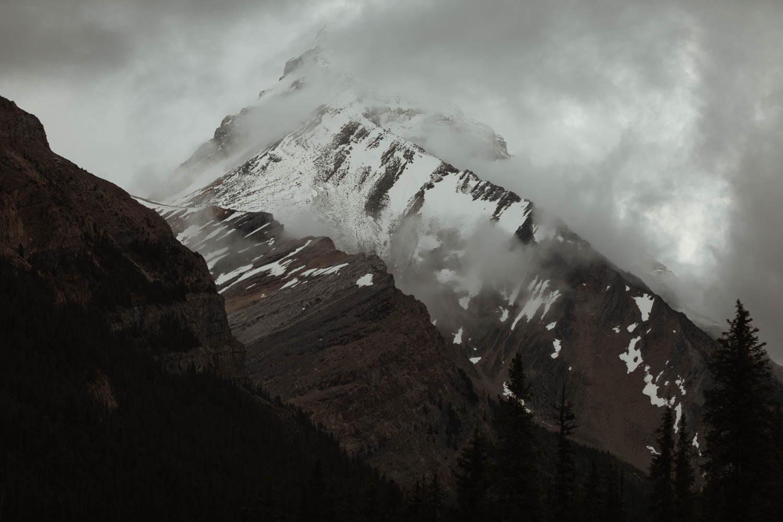Banff Mountain View