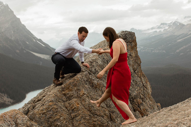 Banff Engagement Photographers--5-1