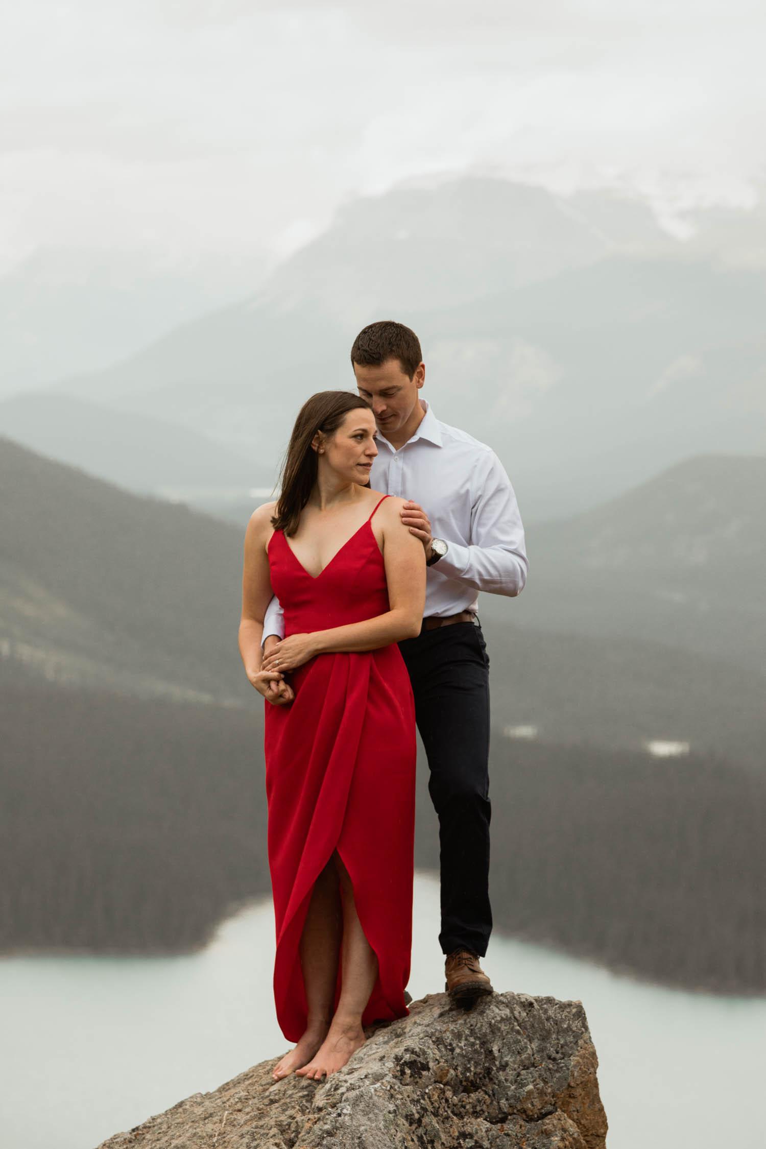 Banff Engagement Photographers--9