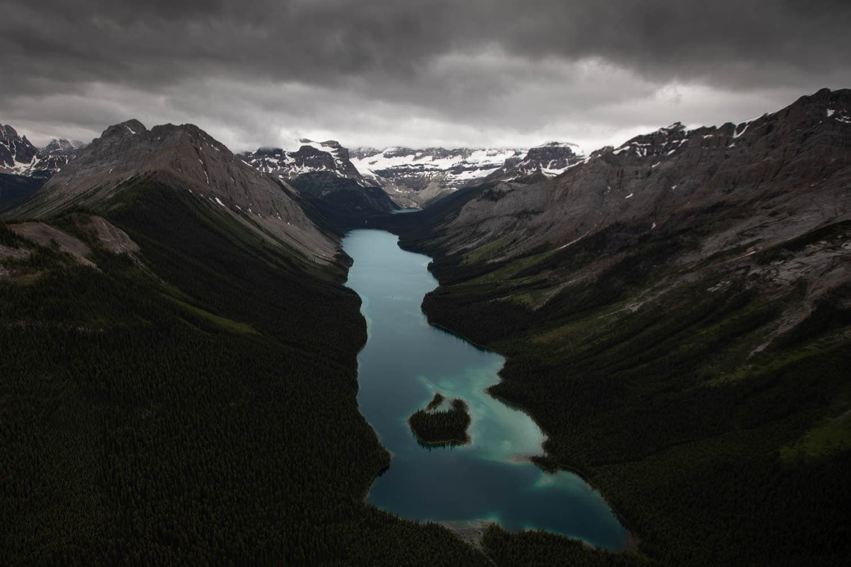 Mt Assiniboine Heli Elopement