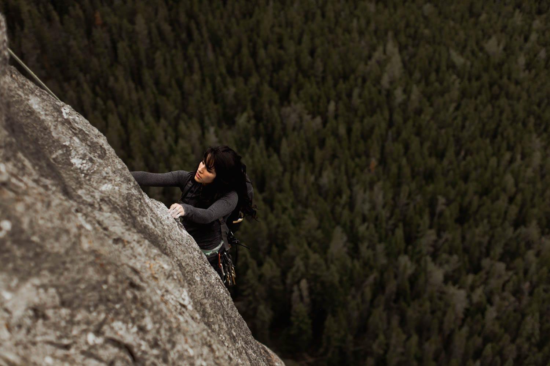 Banff plutonian shores raven crag