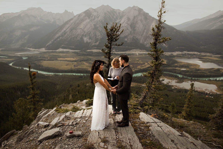 Banff Elopement Photographers