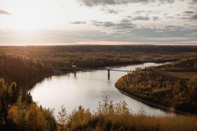 Edmonton views